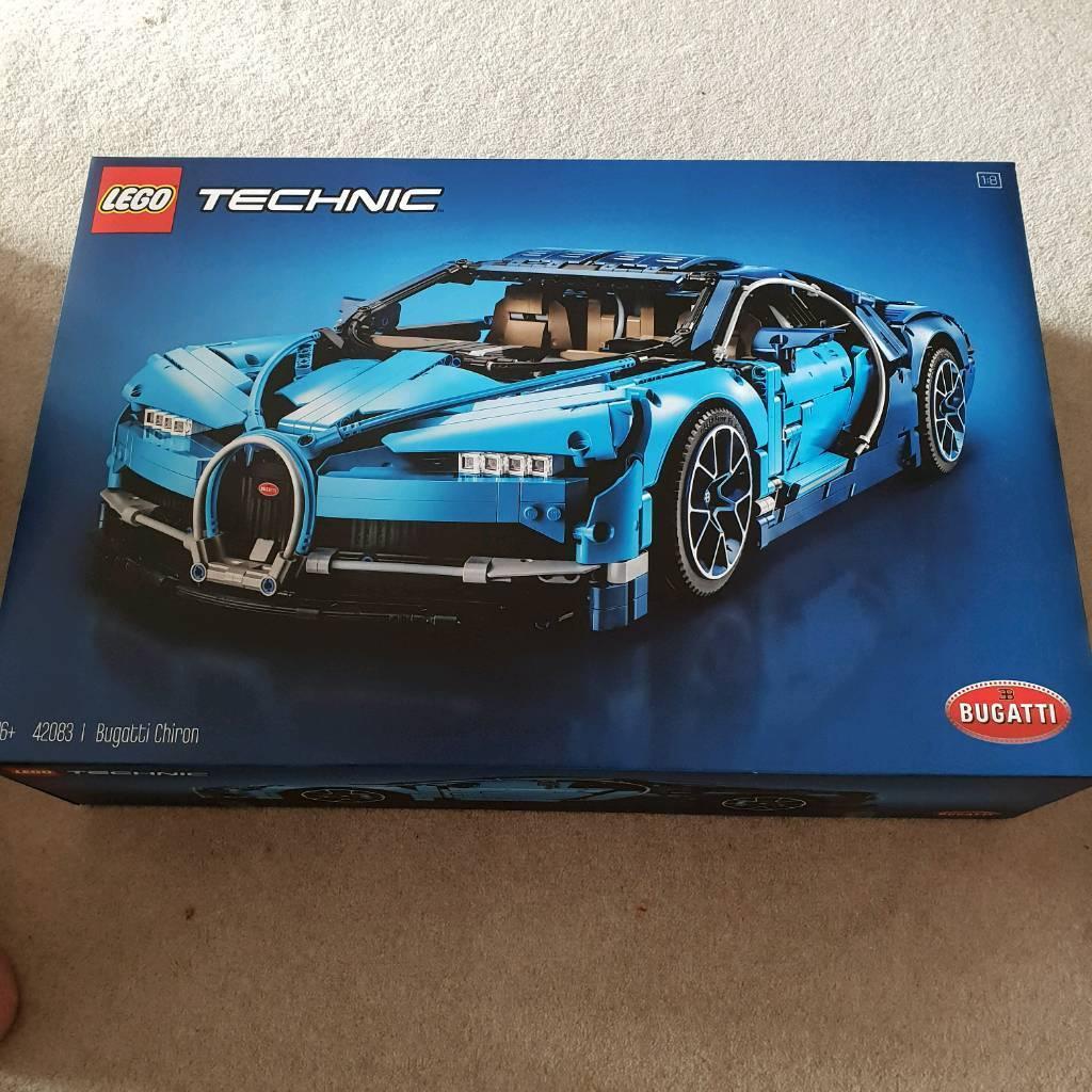 Lego 42083 Bugatti Chiron, new and sealed | in Hucknall ...