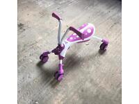 Purple Scuttlebug