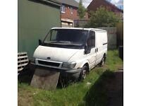 FOrd Transit Mk6 Van . diesel. FOR PARTS ONLY