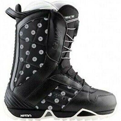 barrage tls womens snowboard boots us 6