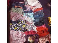 Bundle girls clothing