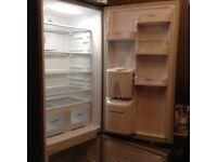Samsung fridge freezer silver