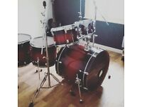 TAMA Silverstar drum kit for sale