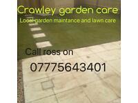 Crawley garden care