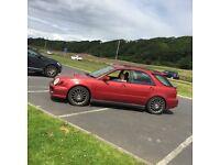 Impreza wrx turbo swap , type r , Fto , Audi TT.