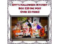 Effy's Wax Melts, ***Halloween edition*** Mystery box over 22 items