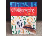 Brand New Children's Calligraphy Book