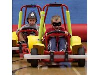 KIDS MOBILE GO-KARTING CASH RICH BUSINESS, AVAILABLE NATIONWIDE INDOORS / OUTDOORS