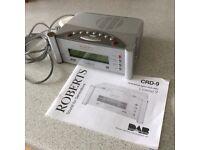 Roberts Gemini DAB clock radio