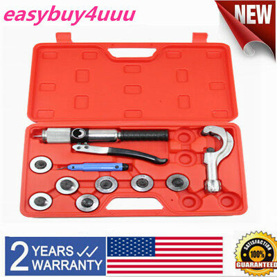 7 Lever Hydraulic Tube Expander Tubing Expanding Tool Swaging Kit Tools Hvac Usa