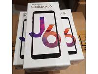 Samsung Galaxy J6, 2018 Edition, 32GB, Dual Sim, Brand New, Boxed, Unlocked