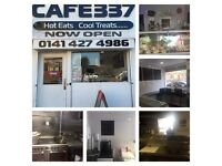 ***Busy cafe for sale £10,000 ***
