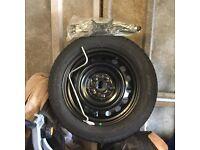 Matador elite 3 wheel and tyre