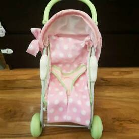 Fisher Price My Baby Newborn Stroller Xj
