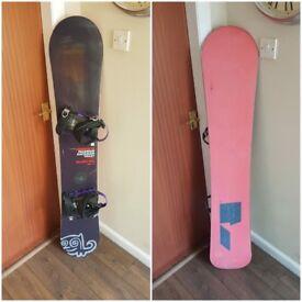 Allain ingemar backman snowboard