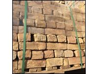 London Yellow Reclaimed 55mm Bricks | Pack of 600 | £455 (£0.76/Brick) *FREE NATIONWIDE DELIVERY*