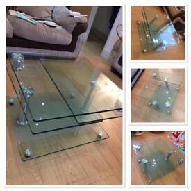 Moving Coffee table