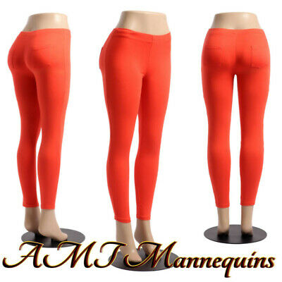 Female Mannequin Sexy Legs Hipsplastic Standhalf Body Manikin1pair Legs -ft10