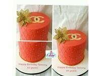 WEDDING CAKES,BIRTHDAY CAKES,GRADUATION CAKES, BRIDAL SHOWER CAKES, BABYSHOWRR CAKES