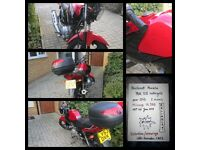 Reliable Yamaha YBR 125 motorcycle for quick sale