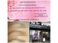 Microblading Eyebrows - Get FREE Consultation, FREE Patch Test, FREE Aftercare products