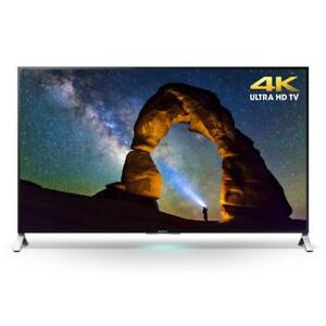 "65"" Sony BRAVIA 4K 120hz UHD 3D LED Android SmartTV (XBR65X850B)"