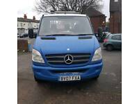 MERCEDES SPRINTER 313 CDI TWIN TURBO RECOVERY TRUCK