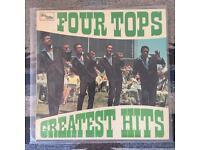 Four Tops Greatest Hits VINYL