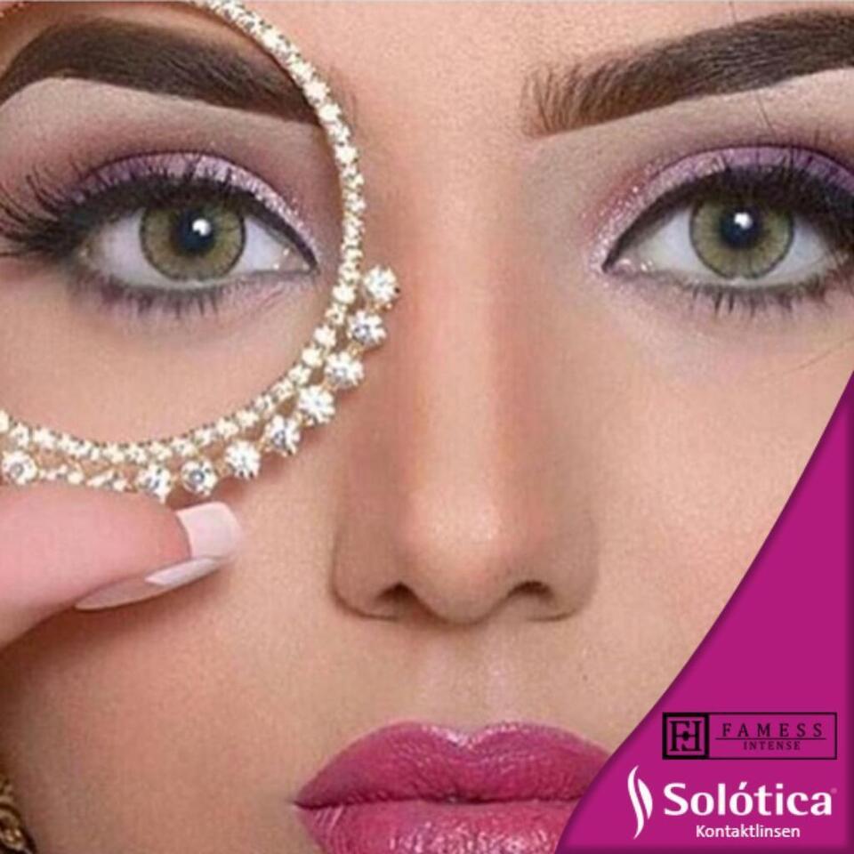 Die echt kontaktlinsen aussehen farbige Farbige Kontaktlinsen: