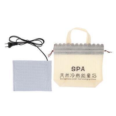 Calentador de piedra de masaje caliente Bolsa de calefacción eléctrica para