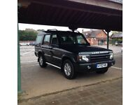 Landrover discovery td5 fsh mint