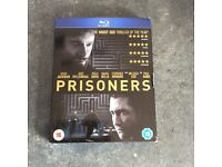 Prisoners blu ray
