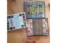 RHS gardening books