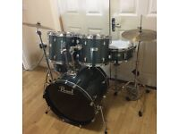Fully Refurbished Pearl Forum Drum Kit // Free Local Delivery
