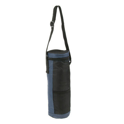 Outdoor-Isolierte Wasserflasche Beutel Kühltasche Tragetasche für Reisen,