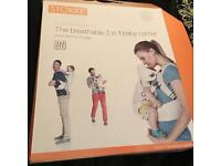 STOKKE My Carrier 3 in 1 baby carrier - limited edition cool cream brand new condition