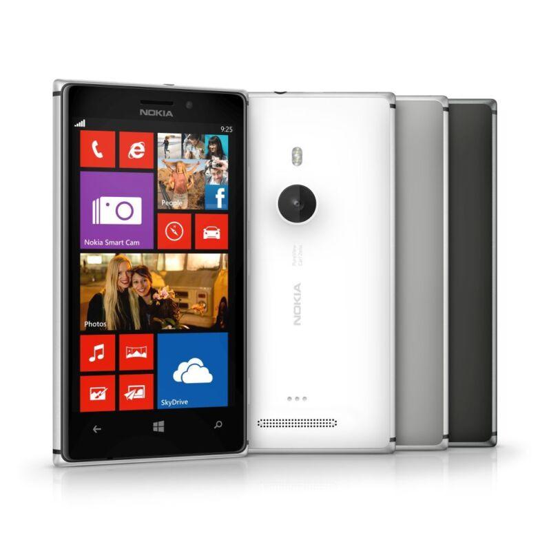 Das Nokia Lumia 925 ist leistungsstark und mit einer hochwertigen Kamera ausgestattet.(Foto: Microsoft)