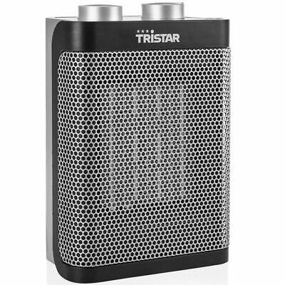 Tristar Calefactor Eléctrico KA-5064 Cerámica PTC Potencia 1500 W Color Gris