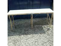 Three paste tables