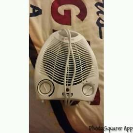 Portable Fan Heater.