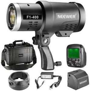 NEW Neewer 2.4G HSS Dual TTL Outdoor Flash Light for Canon and Nikon, with 2.4G Wireless