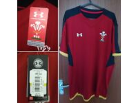Wales Under Armour T-shirt