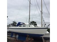 Westerly Cirrus 22ft for sale