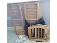 Mother care rocking crib