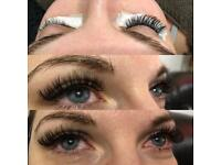 Eyelash extension from 1D to 6D