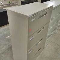 Global 4 Drawer Filing Cabinets
