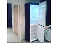 Dynamic 2.0 fridge freezer black