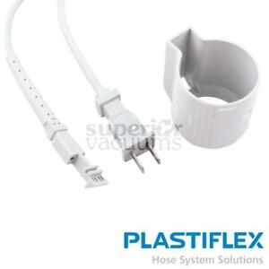 Cord Repair Kit With Cuffs For Valve End Of Grey Combo Central Hose 8'