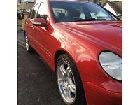***Mercedes-Benz C Class C180K Classic SE 4dr Auto Saloon 1.8 2004*** ***£1995OVNO***