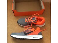 New Nike men's trainers Nike air, win fly and free run also rucksacks